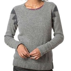 NWT Toad & Co Sweater 100% Lambswool Amherst Crew